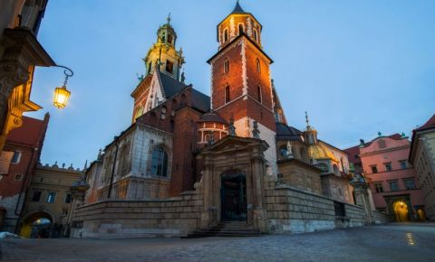 Catedrala Wawel din Cracovia
