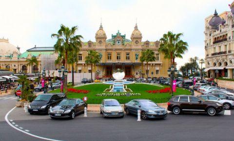 Cazinoul din Monte Carlo (Panorama)