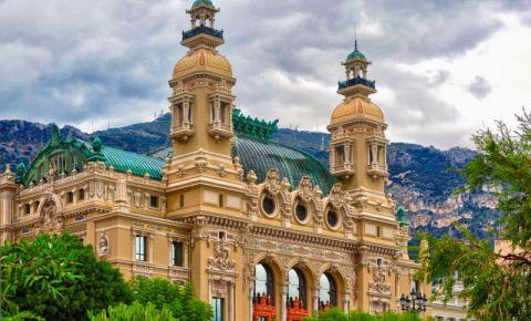 Cazinoul din Monte Carlo (spate)