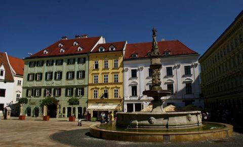 Centrul Istoric din Bratislava
