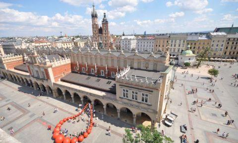 Centrul Vechi din Cracovia