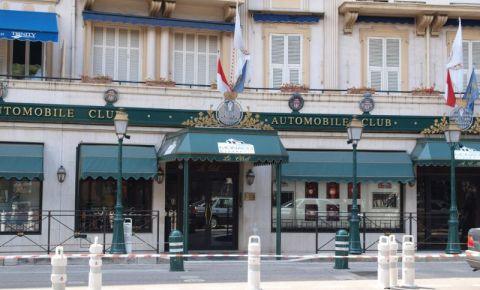 Clubul Auto din Monaco