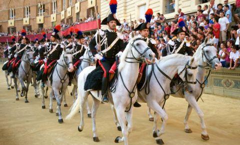 Cursele de Cai din Siena