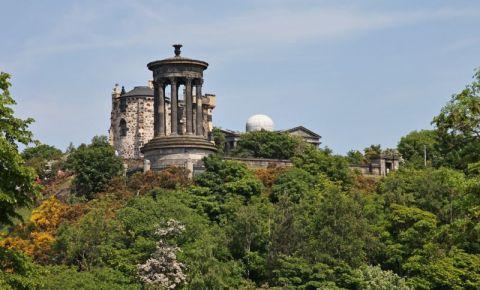 Dealul Calton din Edinburgh