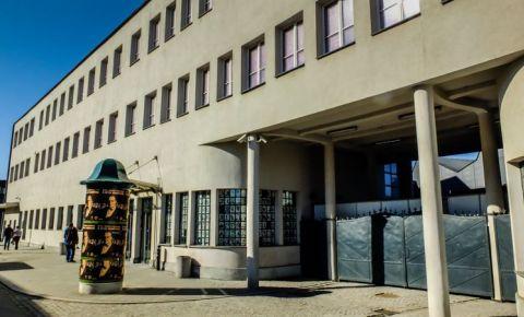 Fabrica lui Schindler din Cracovia