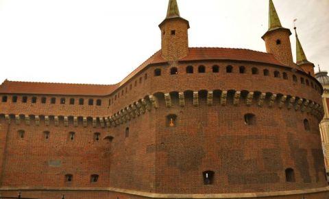 Fortareata Barbakan din Cracovia