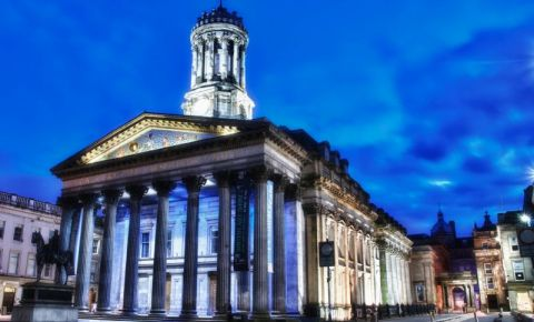 Galeria de Arta Moderna din Glasgow