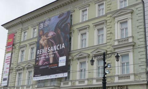 Galeria Nationala din Bratislava