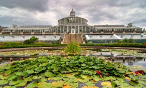 Gradina Botanica din Copenhaga