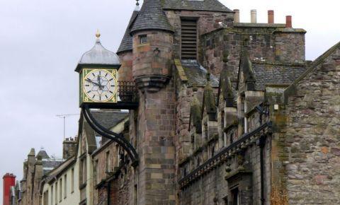 Inchisoarea Canongate din Edinburgh
