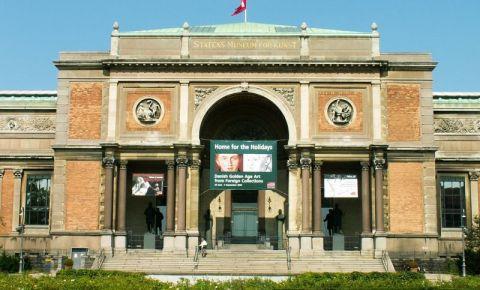 Muzeul de Arta de Stat din Copenhaga