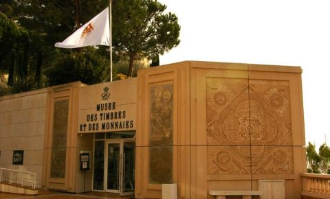 Muzeul de Timbre si Monezi din Monaco