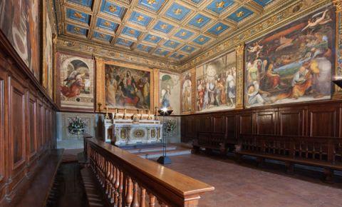 Muzeul Diecezan de Arta Sacra din Siena
