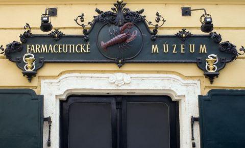 Muzeul Farmaciei din Bratislava