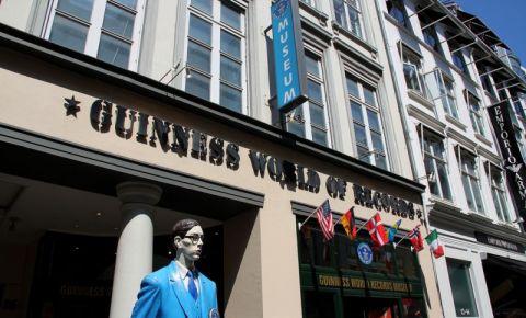 Muzeul Guinness World Records din Copenhaga