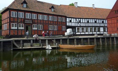 Muzeul in Aer Liber din Copenhaga