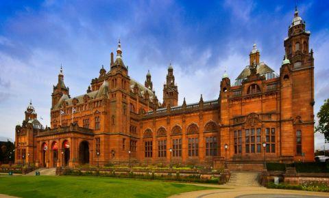 Muzeul Kelvingrove din Glasgow