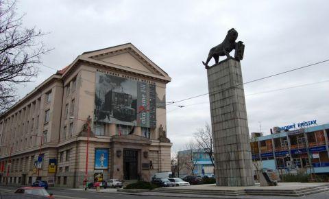 Muzeul National Slovac din Bratislava