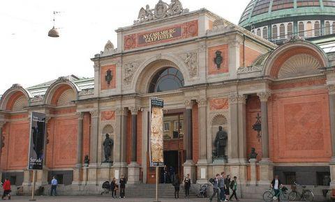 Muzeul Ny Carlsberg Glyptothek din Copenhaga