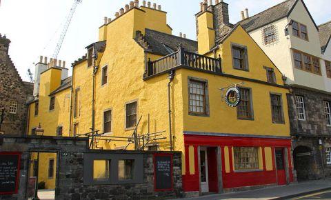 Muzeul Orasului Edinburgh