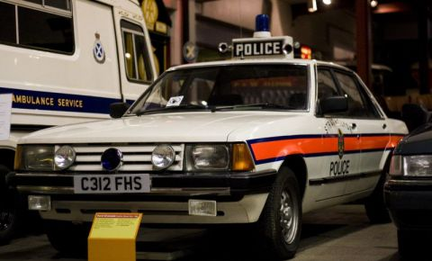 Muzeul Politiei din Glasgow