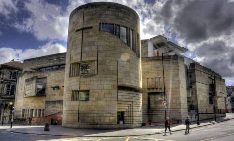 Muzeul Scotiei din Edinburgh