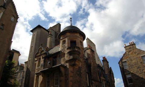 Muzeul Scriitorilor din Edinburgh