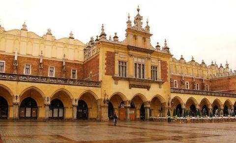 Muzeul Sukiennice din Cracovia