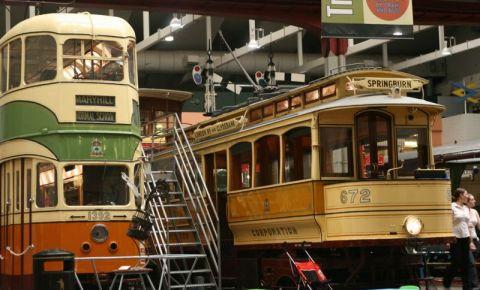 Muzeul Transportului din Glasgow
