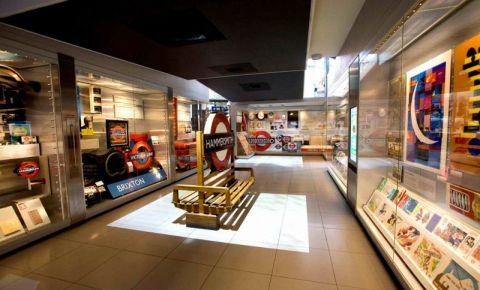 Muzeul Transportului Londonez
