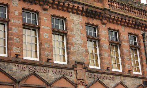 Muzeul Whisky-ului din Edinburgh