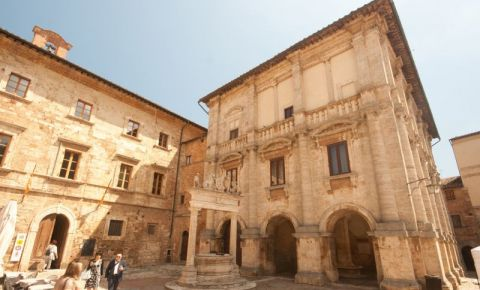 Palatul Capitano del Popolo din Siena