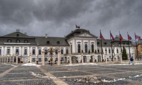 Palatul Grassalkovich din Bratislava