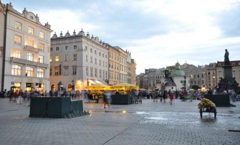 Palatul Krzysztofory din Cracovia