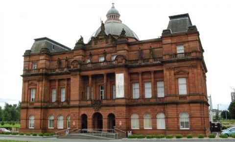 Palatul Poporului din Glasgow