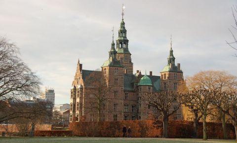 Palatul Rosenborg din Copenhaga