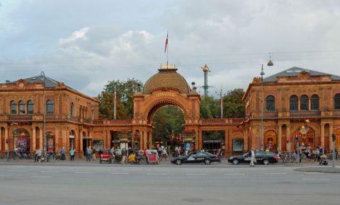 Parcul de Distractii Tivoli din Copenhaga