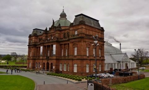Parcul Verde din Glasgow