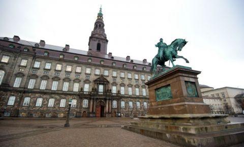 Parlamentul Danez din Copenhaga