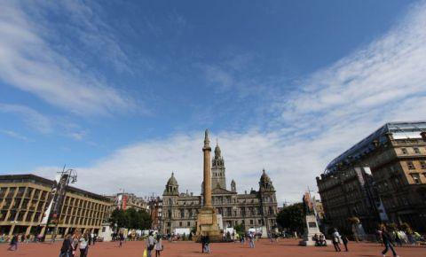 Piata George din Glasgow