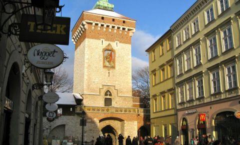 Poarta Florian din Cracovia