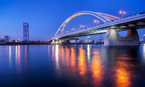 Podul Apollo din Bratislava