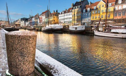 Portul Nou din Copenhaga
