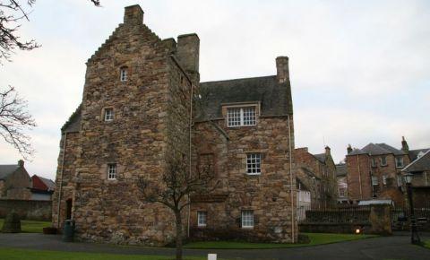 Resedinta Reginei Maria din Glasgow