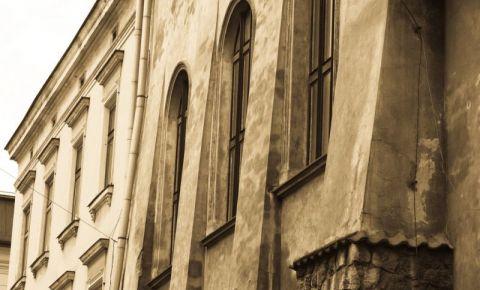 Sinagoga Inalta din Cracovia