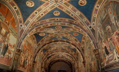 Spitalul Santa Maria della Scala din Siena