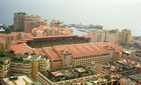 Stadionul Louis II din Monaco
