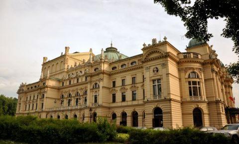 Teatrul Juliusz Slowacki din Cracovia