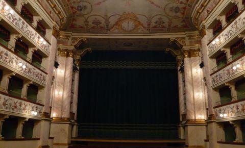 Teatrul Municipal din Siena