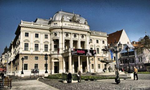 Teatrul National Slovac din Bratislava